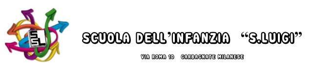 """SCUOLA DELL'INFANZIA """"S.LUIGI"""""""